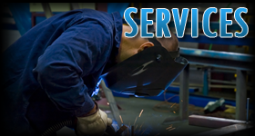 Custom Welding in Cowichan Valley - More About Our Services